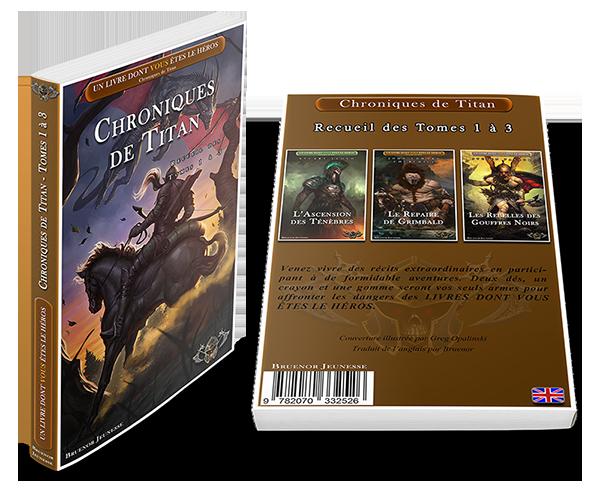 Chroniques de Titan - news BOOK_RecueilCDT1-3