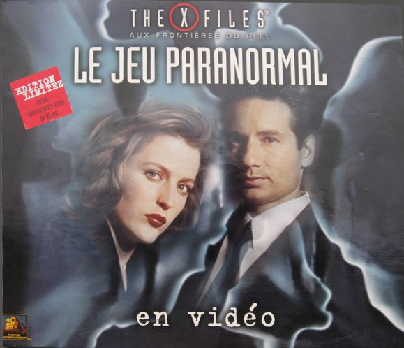 paranormal x files